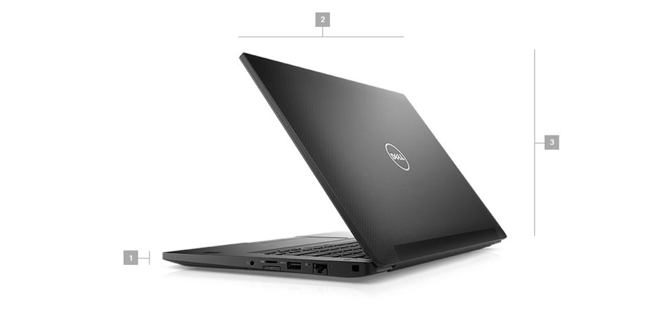 Dell Ultrabook 14 7490 wymiary
