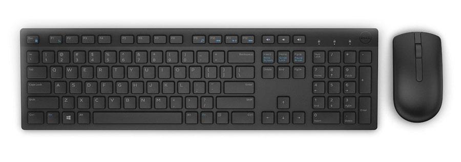 Bezprzewodowa klawiatura i mysz Dell KM636