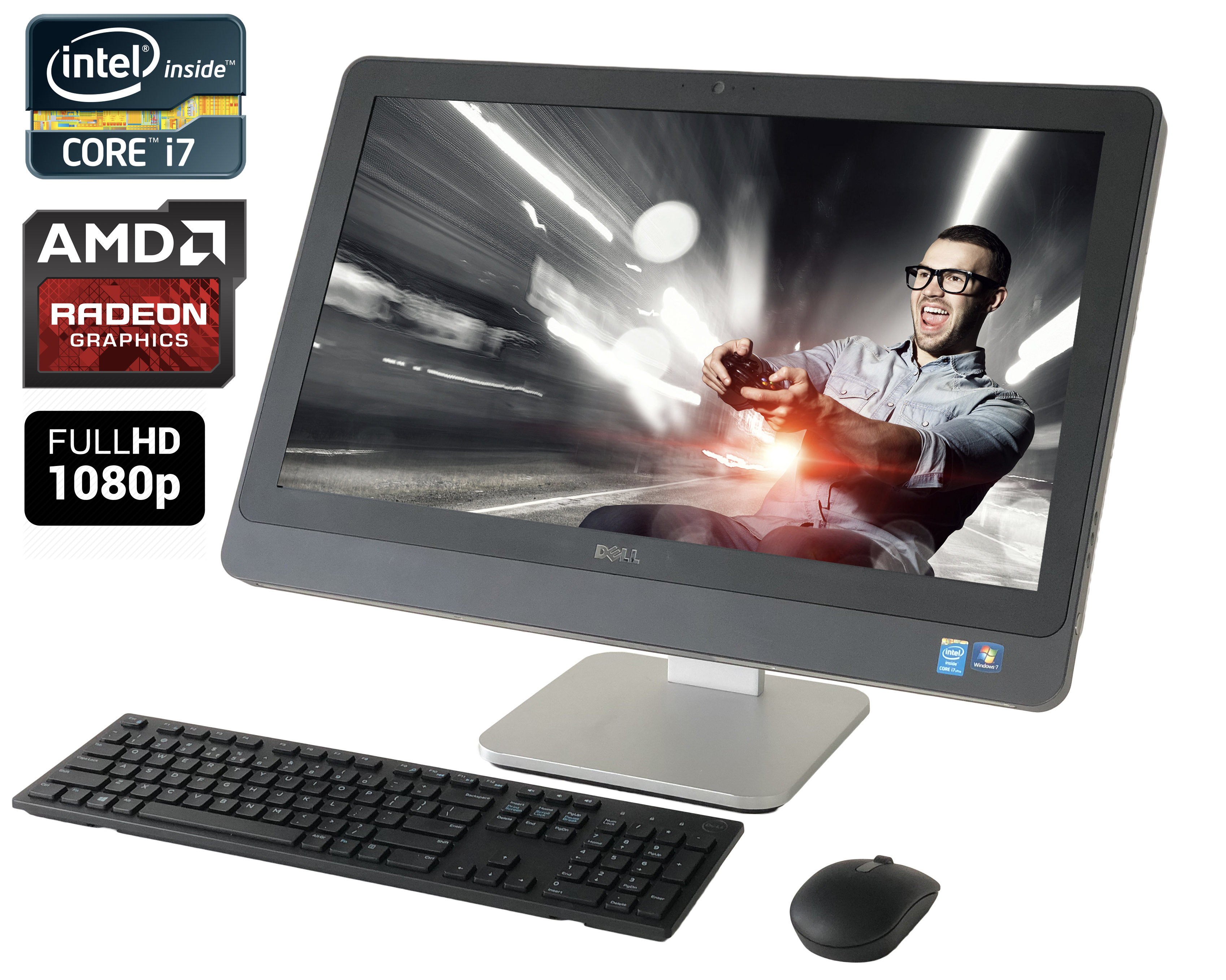 Dell AIO 9020 Radeon