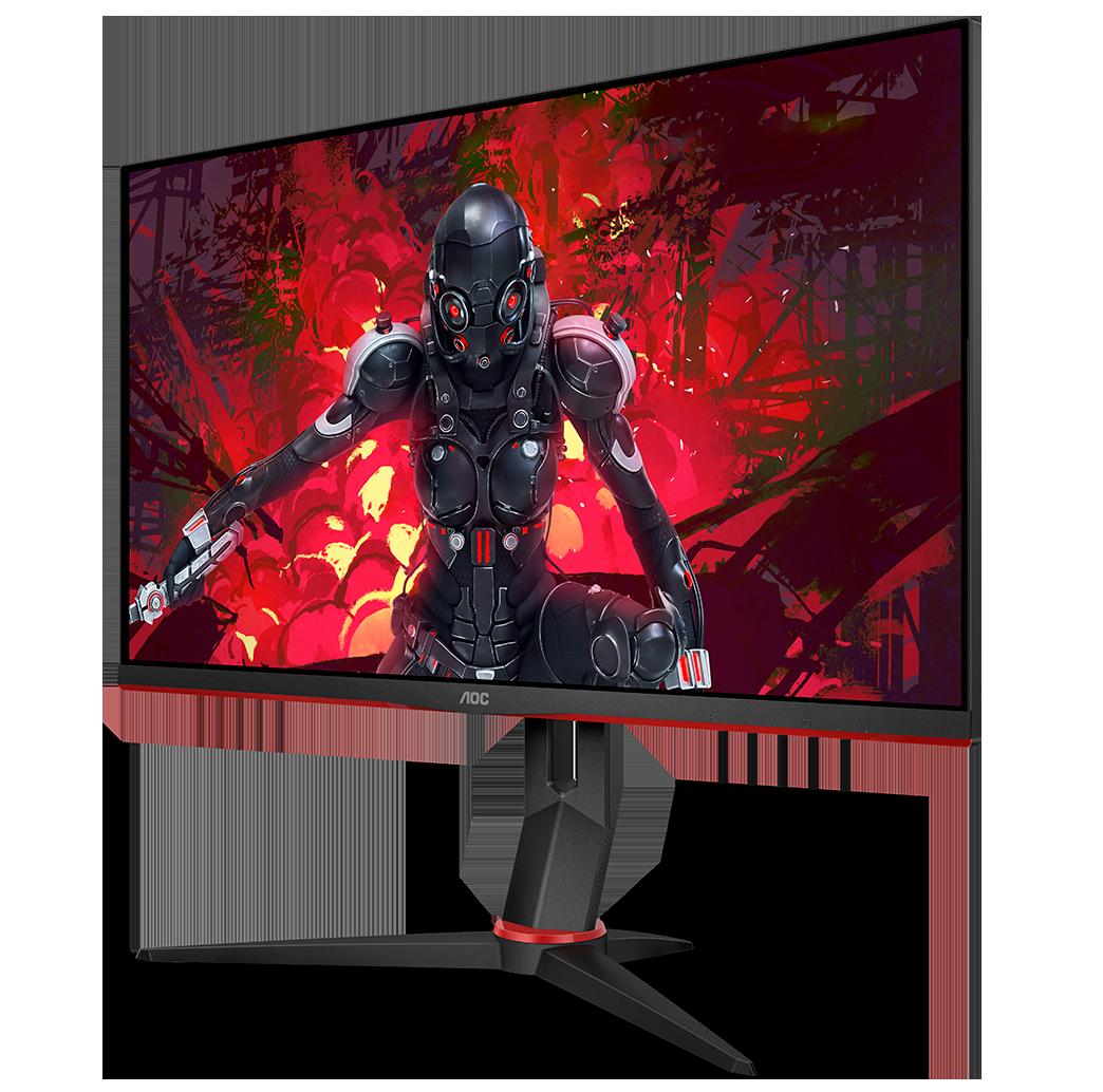 no frame gaming monitor